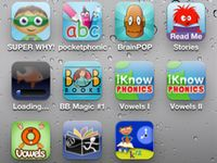 Apps for learning