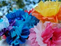 Here are some ideas for making tissue paper flowers for your wedding. Read more at: http://www.toptableplanner.com/blog/learn-to-make-tissue-paper-flowers-for-your-wedding-seating-plan