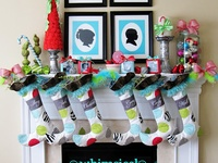 A ton of Holiday ideas, crafts, decor and MORE!