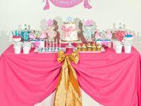 Ella's Birthday board