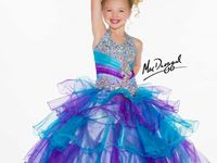 girls fancy dresses and accessories for pageants