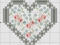 Stitching. -  Hardanger