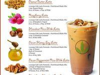 Shakes/smoothies
