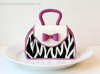 Cakes - Purse, Shoes, Jewelry and Makeup