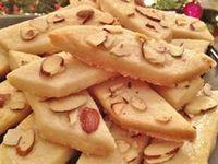 Desserts - breads cookies pies cakes cupcakes jellies ice cream etc.
