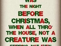 Printables-Christmas/Winter