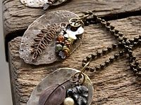 Jewelry that I would like to make.