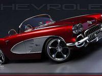 Corvette C1 (1953-1962)
