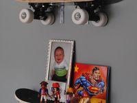 Boys bedroom / playroom ideas