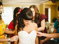Wedding: Spanish Themed