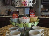 Coffee Bar At Home