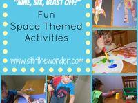 Classroom ideas - space
