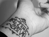 Tattoo joy