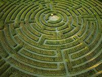 ⌘Knot Gardens⌘ - Mazes - Labyrinths