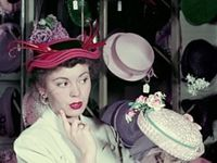 theatrical research hats,purses, and accessories