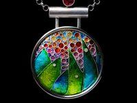 Glass, Ceramics, Enamel, Metal Clay