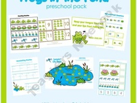learning activities about frogs and ponds