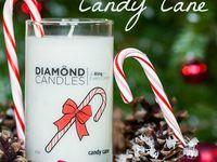 Diamond candles and such and cute ideas to do with them