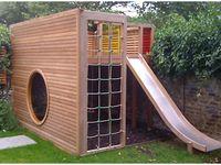 Backyard for the Kids