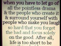 Words worth living