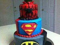 Cakes - Super Hero