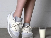 Stripes jeans leather sneakers and other stylish coolness