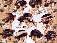 1920s Millinery