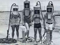 Underwater Vintage