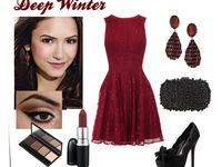 Color analysis: Deep winter
