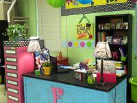 Classroom decorations and organization