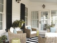 Lovely porch ideas