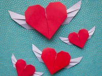 Origami and paper crafts DIY