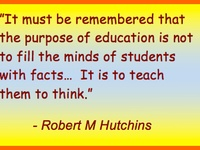 Here are a selection of my favorite quotes by educators