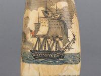 Scrimshaw/Nautical