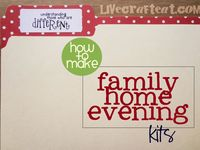 LDS - Family Home Evening
