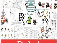 A resource for finding free educational printables for kids