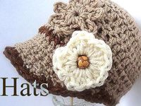 Crochet hats.. mittens.. scarves..bootcuffs