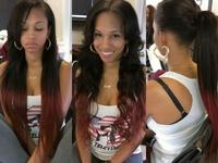 Sew ins/ weaves, cute hairstyles