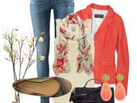The following is a compilation of fashionable outfits for any young teacher or young professional out there