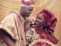Traditional Yoruba Engagement
