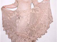 faldas tejidas con dos agujas-knitted skirt
