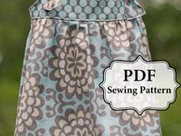 Baby and Kid Clothes Sewing Ideas