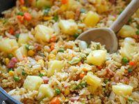 Beans, Rice, Quinoa