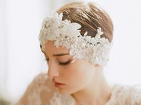 Millinery. In white