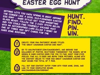 The Great Canadiens Easter Egg Hunt