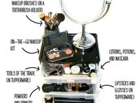 The ultimate makeup organization
