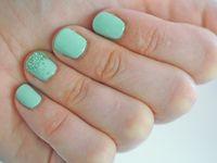 nails and makeup!