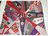Crafts - from men's ties & Quilting