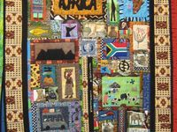 Quilts-Africentric