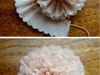 Paper Flowers – Variations